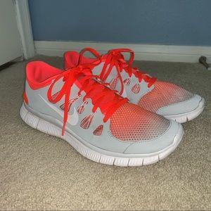 Nike Shoes - Nike Free Run 5.0